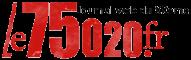 Logo 75020.fr